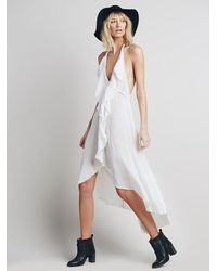 Free People - White Endless Summer Womens Eternal Circle Dress - Lyst