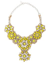 Valentino | Yellow Necklace | Lyst