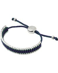 Links of London - Metallic Wimbledon Friendship Bracelet, Women's, Multi - Lyst
