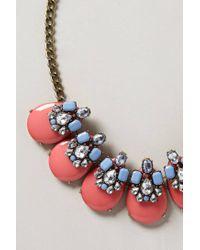 BaubleBar - Pink Seastone Necklace - Lyst