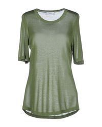 Equipment - Green Jumper - Lyst