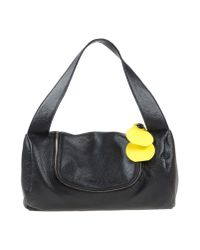 MM6 by Maison Martin Margiela - Black Handbag - Lyst