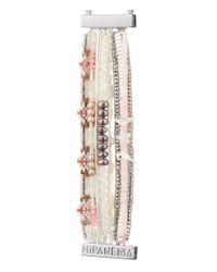Hipanema   White Bracelet   Lyst