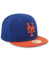 KTZ - Blue Babies' New York Mets 9fifty Snapback Cap - Lyst