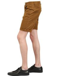 Globe | Natural Cotton Shorts for Men | Lyst