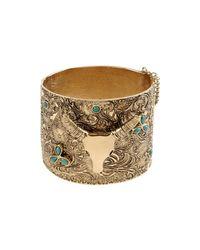 Anndra Neen - Metallic Bracelet - Lyst