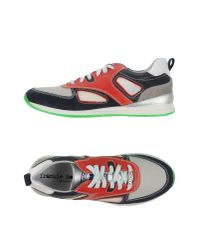 Frankie Morello - Red Low-tops & Trainers for Men - Lyst