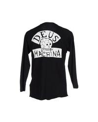 Deus Ex Machina - Black T-shirt for Men - Lyst