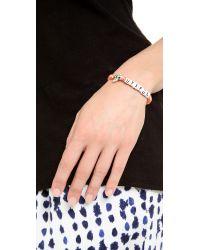Venessa Arizaga - Multicolor Hottie Bracelet - Lyst