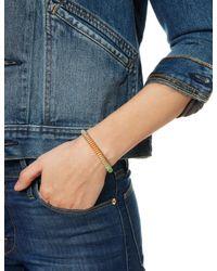 Carolina Bucci   Metallic Yellow Gold/rainbow Twister Bracelet   Lyst