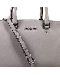 MICHAEL Michael Kors | Gray Handbag | Lyst