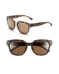 Tory Burch - Brown 53mm Sunglasses - Lyst