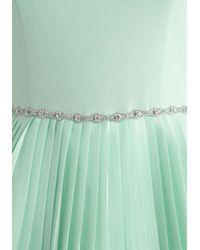 Minuet Dba Audrea Inc - Blue Sage A Dance Dress in Mint - Lyst