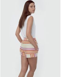 Cienne NY | Multicolor The Mickie Short | Lyst