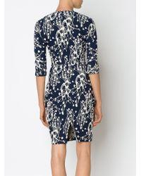 Zero + Maria Cornejo   Blue 'goa' Dress   Lyst