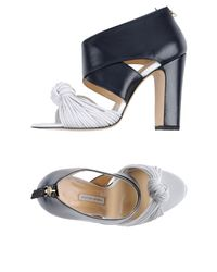 Bionda Castana - Black Sandals - Lyst