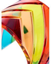 Valentino - Multicolor 1973 Rainbow Plexi Cuff - Lyst