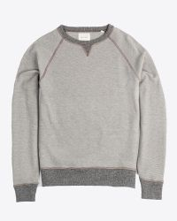 Billy Reid | Natural Reversible Port Crew | Lyst