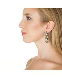 Lionette | Metallic Mirella Earrings | Lyst
