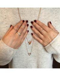 Alexa Leigh | Metallic Poppy Ring | Lyst