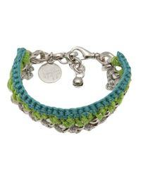 Venessa Arizaga | Blue 'bahama Mama' Bracelet | Lyst