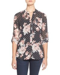 Kut From The Kloth | Multicolor 'jasmine' Top | Lyst