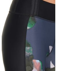 The Upside - Black NYC Dark Lilly Performance Leggings - Lyst