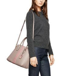 kate spade new york - Pink Cameron Street Racing Stripe Margot - Lyst