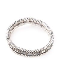Philippe Audibert | Metallic 'cesario' Bracelet | Lyst