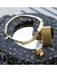 Kelly Wearstler | Metallic Medina Ring | Lyst