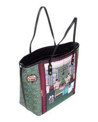 Love Moschino | Green Handbag | Lyst