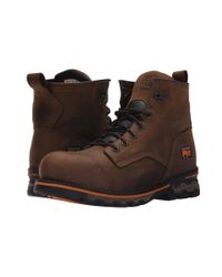 797ee006c212 Lyst - Timberland Ag Boss Alloy Safety Toe Waterproof Unlined Boot ...