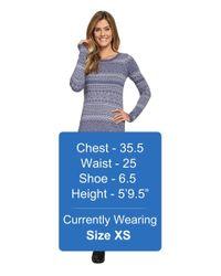 Aventura Clothing - Blue Clara Dress - Lyst