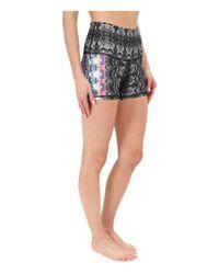 Prana - Black Luminate Shorts - Lyst