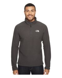 The North Face - Gray Sds 1/2 Zip Pullover for Men - Lyst