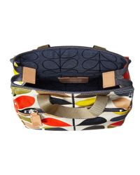 Orla Kiely - Multicolor Small Backpack - Lyst