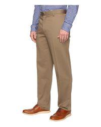 Dockers - Natural Never-irontm Essential Khaki D3 Classic Fit Flat Front Pant for Men - Lyst
