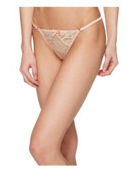 L'Agent by Agent Provocateur - Multicolor Siena Tanga Brief - Lyst
