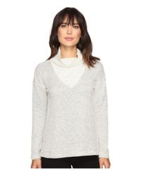 Sanctuary - White The Dunaway Sweater - Lyst