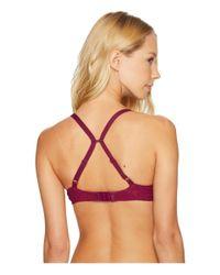 Wacoal - Purple Halo Lace Underwire Bra 851205 - Lyst