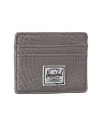 Herschel Supply Co. - Gray Charlie - Lyst