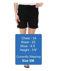 XCVI - Black Nandi Shorts - Lyst