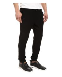 Publish - Black Kiplin - Premium Reverse Terry On Jogger Fit With Elastic Waistband for Men - Lyst