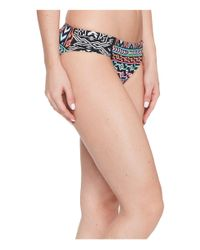 La Blanca - Multicolor La Azteca Side Shirred Hipster Bottom - Lyst