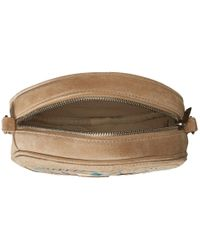 TOMS - Natural Embroidered Crossbody - Lyst