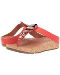Fitflop - Multicolor Jeweley Toe Post - Lyst