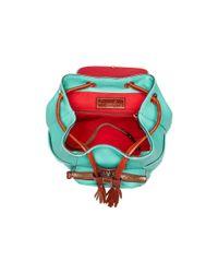 Dooney & Bourke - Multicolor Pebble Small Murphy Backpack - Lyst