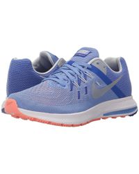 Nike - Blue Zoom Winflo 2 - Lyst