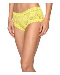 Hanky Panky - Multicolor Signature Lace Boyshort - Lyst