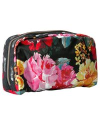 LeSportsac - Multicolor Essential Cosmetic Case - Lyst